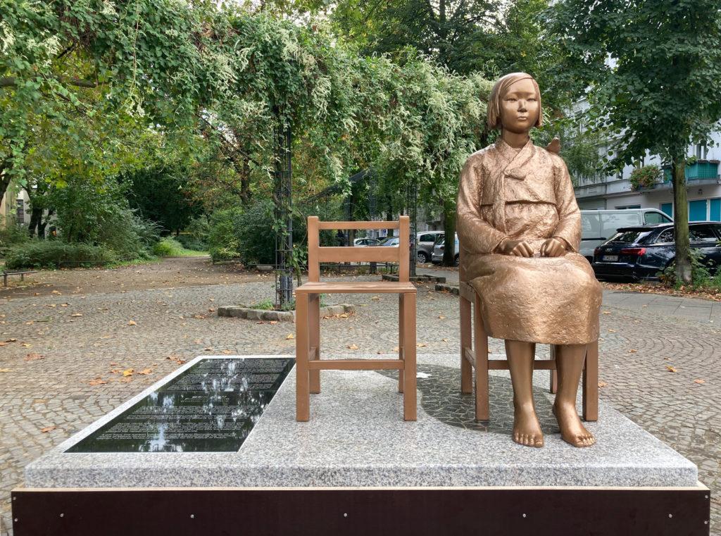 Friedensstatue Berlin